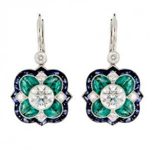 CHAVANA イヤリング Classic Earrings HKD280,000