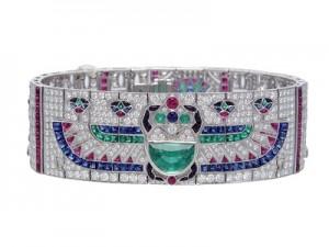CHAVANA Egyptian Revival Bracelet HKD720,000