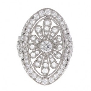 CHAVANA ダイアモンドリング Diamond Ring B HKD60,000