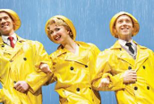 名作ミュージカル「雨に唄えば」ワンチャイ公演