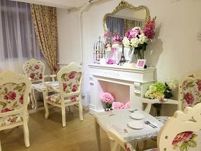かわいい雰囲気の部屋