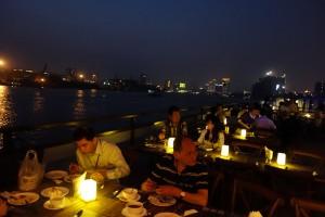 宝蓮納徳国啤酒碼頭餐廳」(Paulaner Bier Pier Restaurrant)