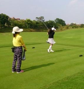 日本語対応!ネットで中国のゴルフ場予約