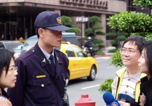 中国 公警