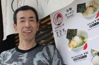 銅鑼湾(コーズウェイベイ)ラーメン「金田家」大将の金田和浩さんインタビュー