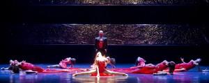 コンテンポラリーダンス集団「Artemis Danza」による無料パフォーマンス