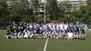 日本人サッカーチーム4チーム