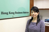 香港ビジネスソリューション LIMITED(香港BS)木谷香織さんにインタビュー