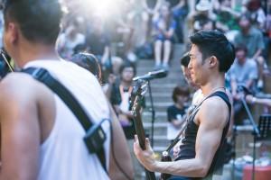 ライブミュージック