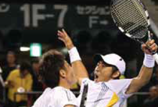 第四弾!広州プロテニスプレイヤー佐藤文平・片山翔選手の講演会