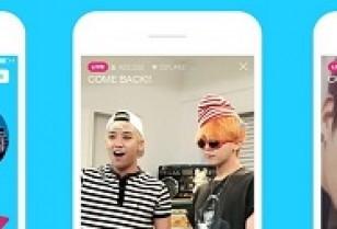 K-popライブが見られるV-appアプリが人気