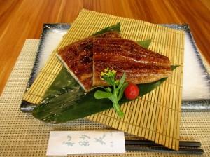 和紗美の鰻