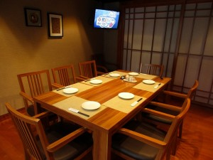 和紗美の個室
