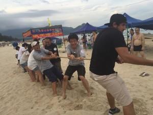 HT中国語教室 体育祭