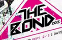 アートとミュージックの祭典「The Bond Art & Music Festival」深セン