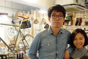 アーバンサイクリングを楽しむ「Bike The Moment Store」観塘(クントン)