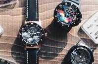 世界に10個の腕時計を販売「GUMGUMGUM」コーズウェイベイ