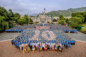 香港ディズニーランド10周年