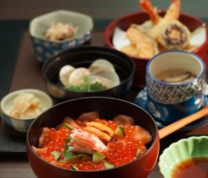 日本料理「嵯峨野」