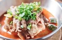 湾仔(ワンチャイ)モダン韓国料理「MOMOJEIN」