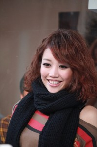 台湾出身の人気歌手A-Lin