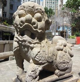 繊細な伽藍・彫刻