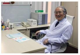 慶大・南里清一郎名誉教授