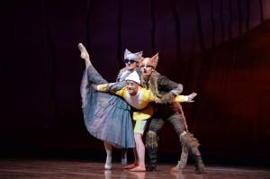 香港バレエ団 本番舞台