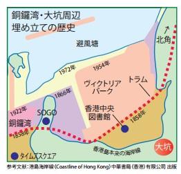 シーサイド地図