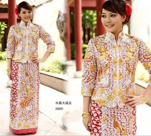広東伝統の花嫁衣装3