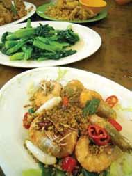 安くて美味しい海鮮料理