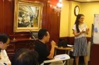 第2回「中国語カラオケ講座」Pasona Education Co.,Ltd主催