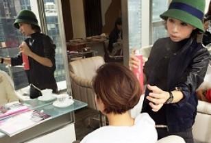 トップクラスのヘアサロン「DATA hair make」銅鑼湾(コーズウェイベイ)