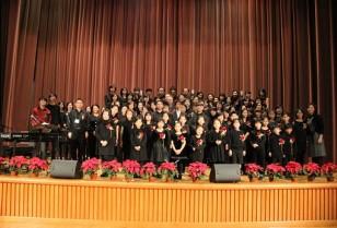 「ChurchontheRock」主催ゴスペルコンサート、クントンで開催!