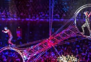 新時代サーカス「シルク・アドレナリン」香港Asia World Expoに上陸!