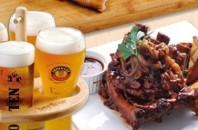 ドイツビール・エルディンガー「オクトーバーフェス」マルコポーロ香港ホテル 他