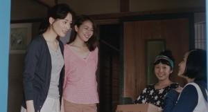 鎌倉に暮らす三姉妹