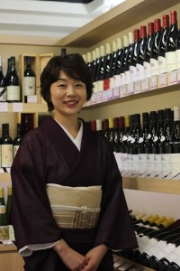 日本酒の利き師として香港で活躍する小川さん