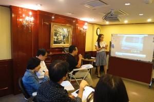 中国語カラオケ講座