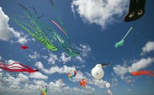 Yangjiang Kite Festival 陽江市凧上げフェスティバル