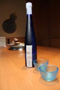 長野県の地酒「神渡 純米辛口 龍神」