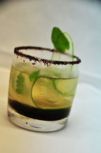 Wild Thyme Cooler