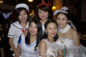 ハロウィンコスチュームパーティー3