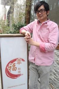 店長の黄鶴明さん