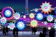 テーマは光と影「国際ライトフェスティバル」が広州開催