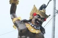 バリのお祭りを紹介「新年ニュピ」と「前夜祭オゴオゴ」