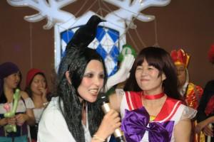 ハロウィンコスチュームパーティー1