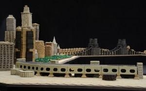 ミニチュアの都市1