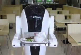 飲食店にロボット導入!広州御一信息技術有限公司