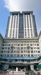 ペニンシュラホテル1